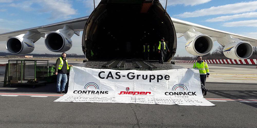 Air Freight - CAS Gruppe