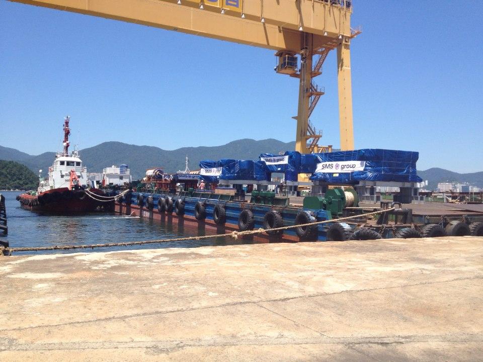 Contrans Logistik Seefracht Projekt KakaoTalk