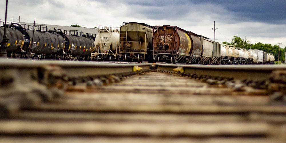 Contrans Logistik Schienenfracht